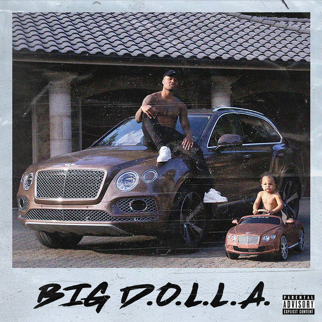Cover art for album  by Dame D.O.L.L.A., Lil Wayne