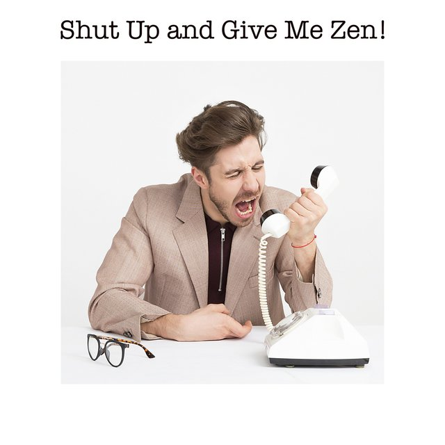 Shut Up and Give Me Zen!