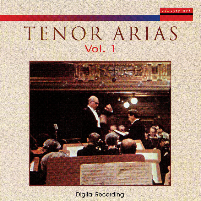 Tenor Arias Vol. 1