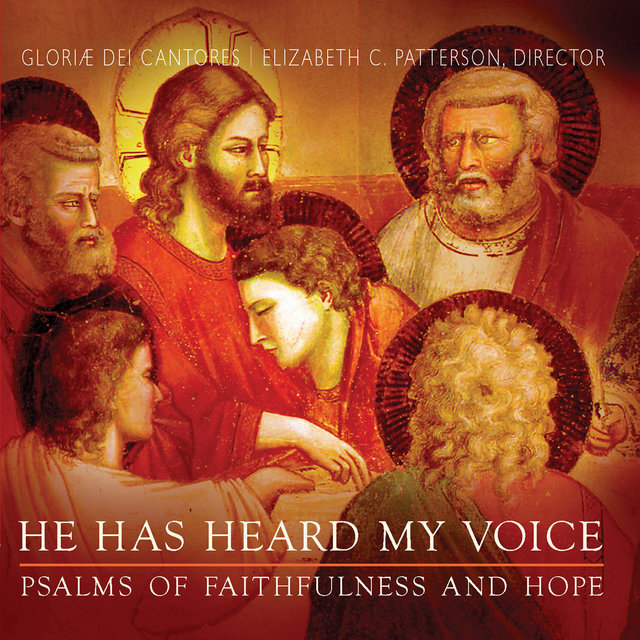 He Has Heard My Voice: Psalms of Faithfulness & Hope