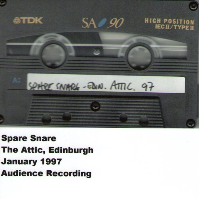 The Attic, Edinburgh, January 1997