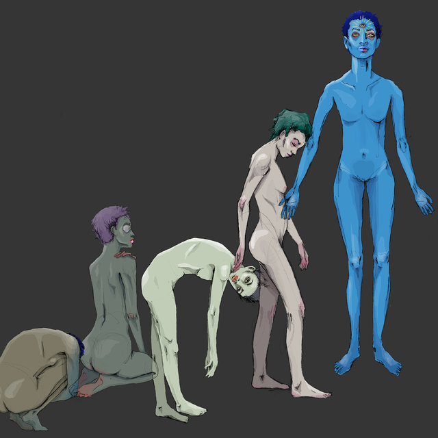 Cover art for album ARDIPITHECUS by WILLOW