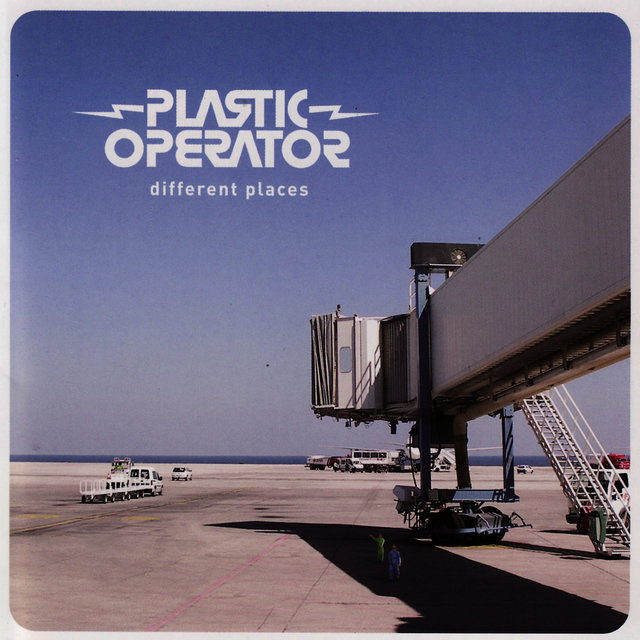 Cover art for album Different Places by Plastic Operator
