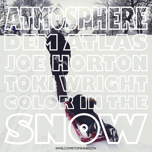 Color In The Snow (feat. deM atlaS, Joe Horton & Toki Wright)