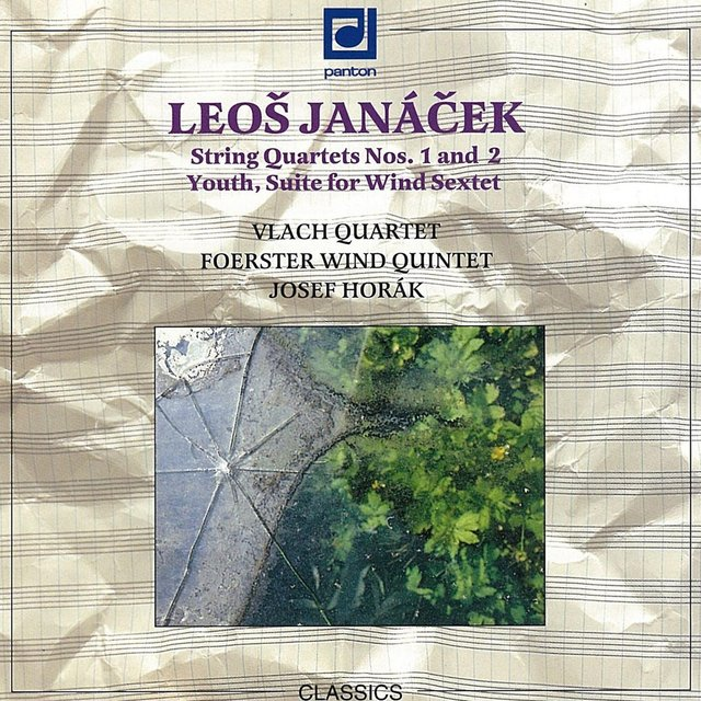 Janáček: String Quartets Nos. 1 and 2