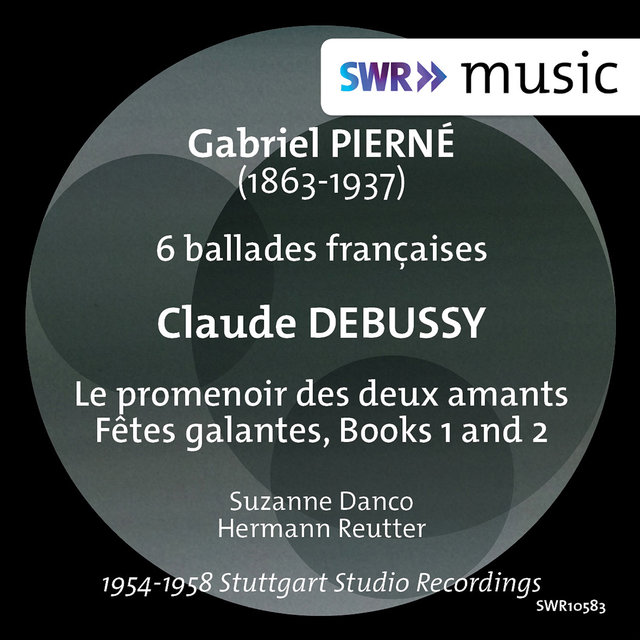 Pierné & Debussy: Works for Voice & Piano