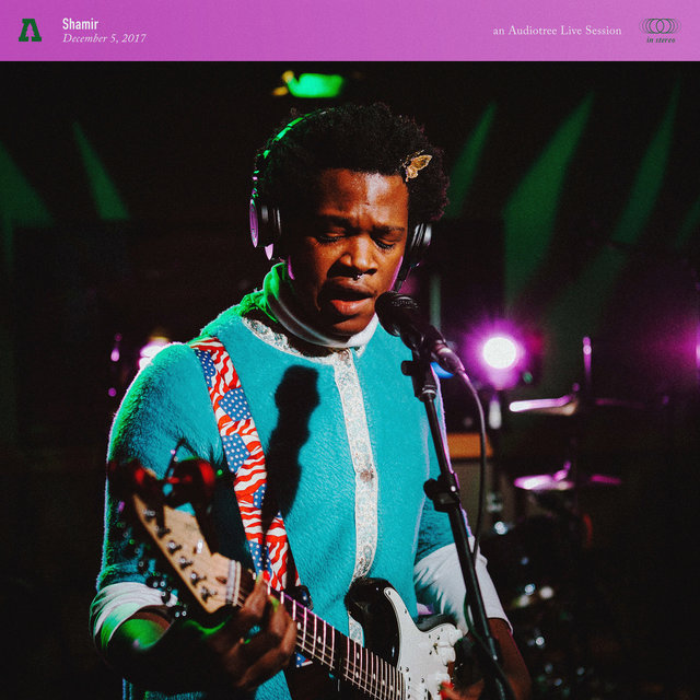 Shamir on Audiotree Live