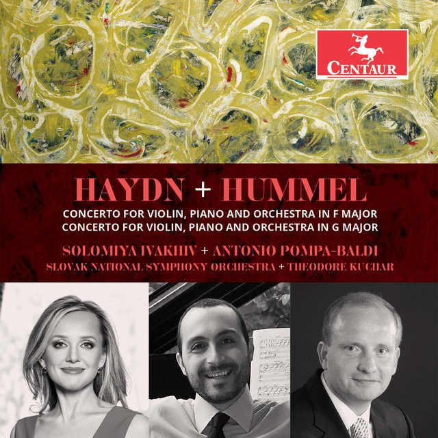 Haydn: Keyboard Concerto in F Major, Hob. XVIII:6 – Hummel: Concerto for Violin & Piano, Op. 17