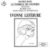 Le Tombeau de Couperin: II. Fugue