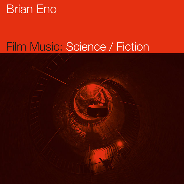 Cover art for album Film Music: Science / Fiction by Brian Eno