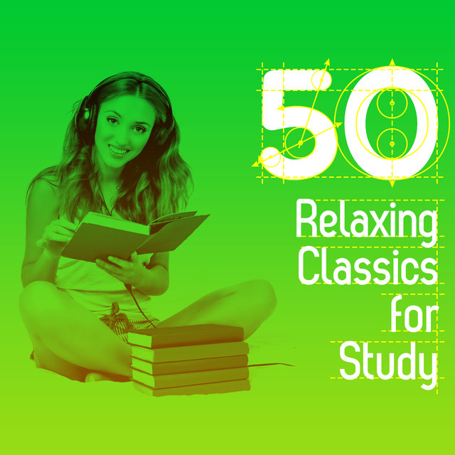 50 Relaxing Classics for Study