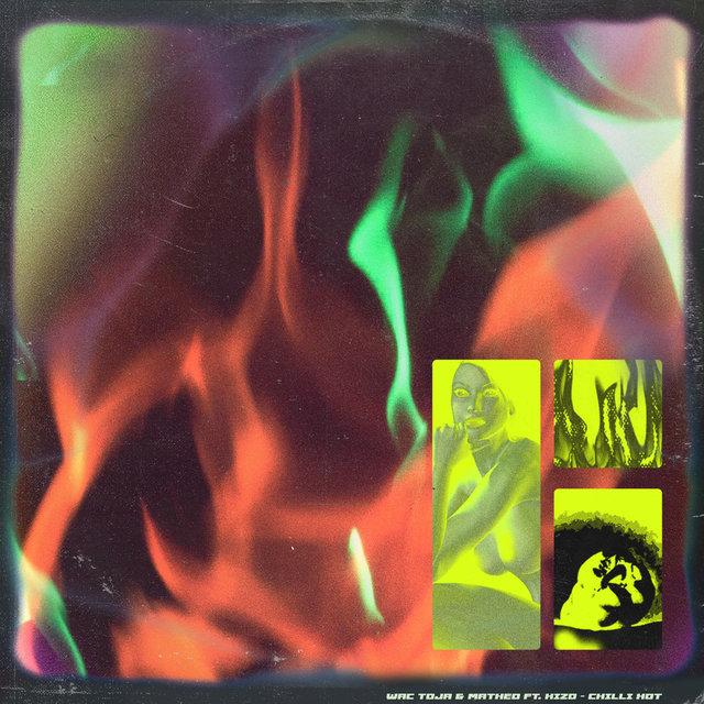 Cover art for album  by Wac Toja, Matheo, Kizo