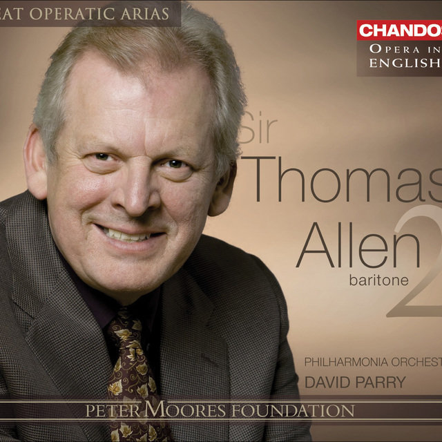 Great Operatic Arias (Sung in English) - Allen, Thomas, Vol. 2