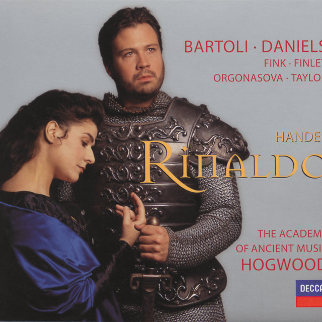 Handel: Rinaldo (Original 1711 Version)