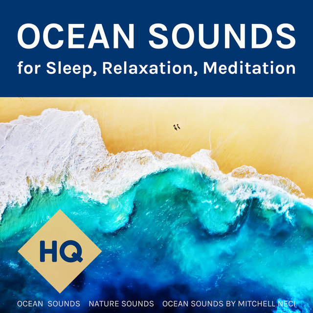 Ocean Sounds for Sleep, Relaxation, Meditation