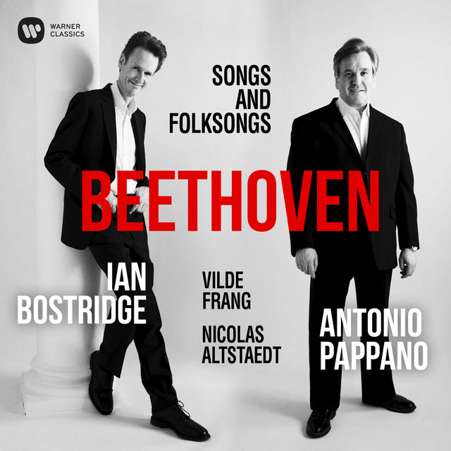 Beethoven: Songs & Folksongs - Adelaide, Op. 46