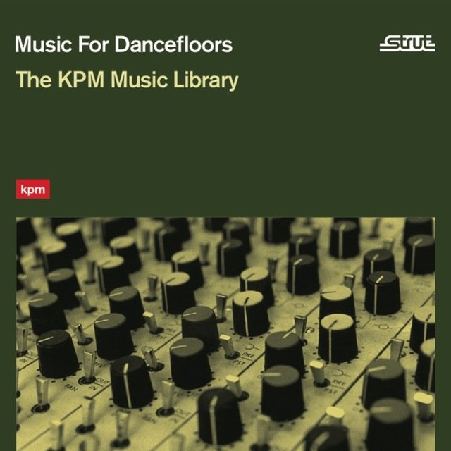 Cover art for album Music For Dancefloors: The KPM Music Library by Various Artists