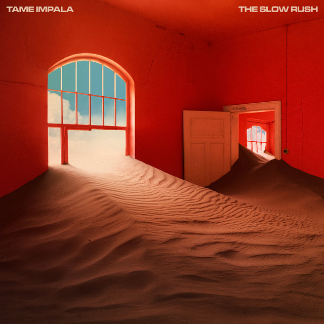 Cover art for album The Slow Rush by Tame Impala