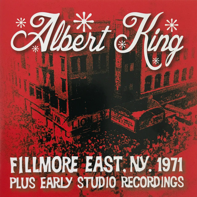 Fillmore East, NY, 1971 & Early Studio Recordings