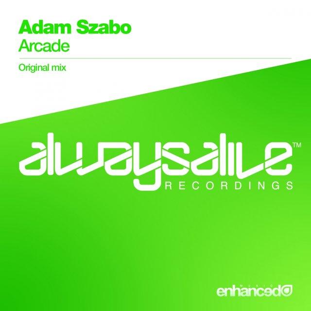 Cover art for album Arcade by Adam Szabo