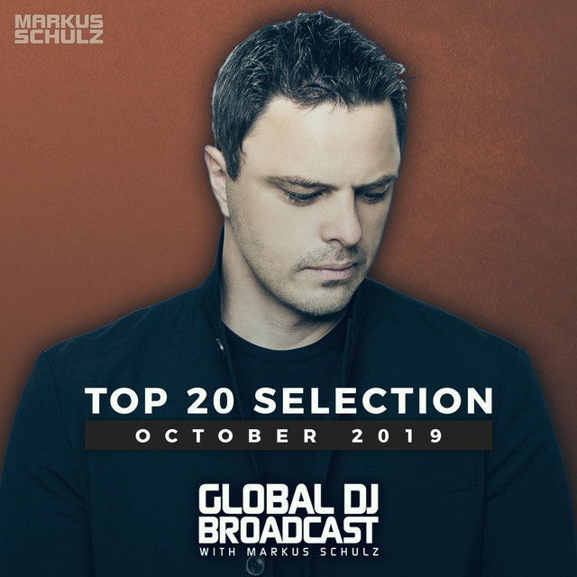 Global DJ Broadcast - Top 20 October 2019