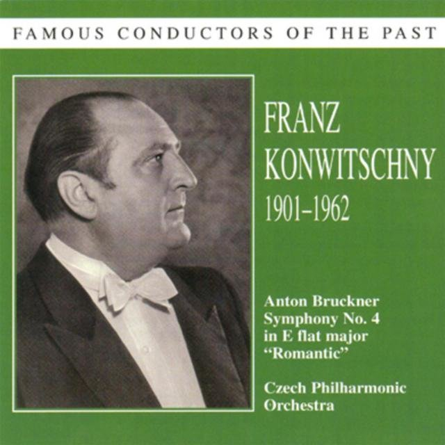 Famous conductors of the past - Franz Konwitschny