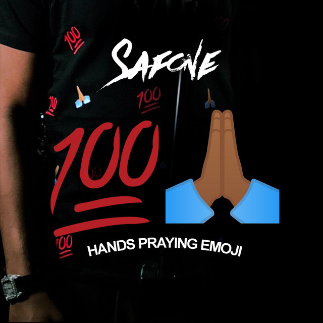 100 Hands Praying Emoji