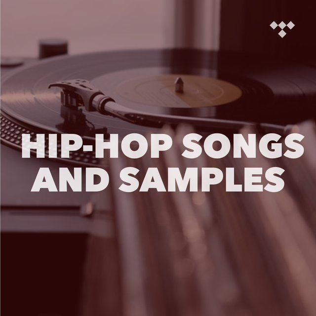 Cover art for album Hip-Hop Songs and Samples by TIDAL