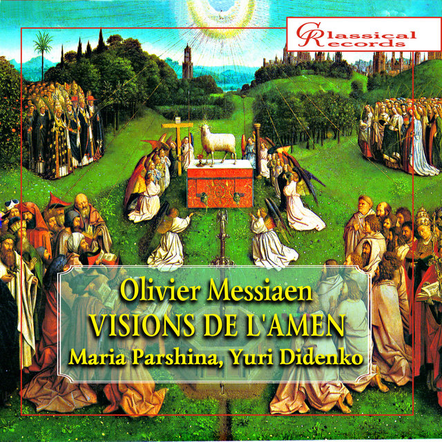 Olivier Messiaen: Visions De L'amen (For Two Pianos)