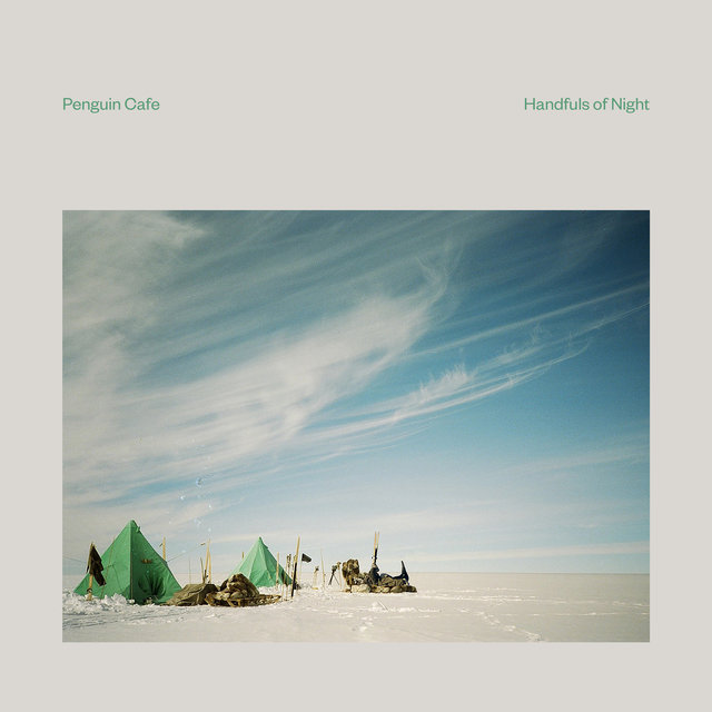 Cover art for album Handfuls of Night by Penguin Cafe