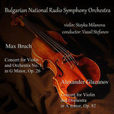 Concert for Violin and Orchestra No 1 in G Minor, Op. 26: 1. Allegro moderato - 2. Adagio - 3. Allegro energico