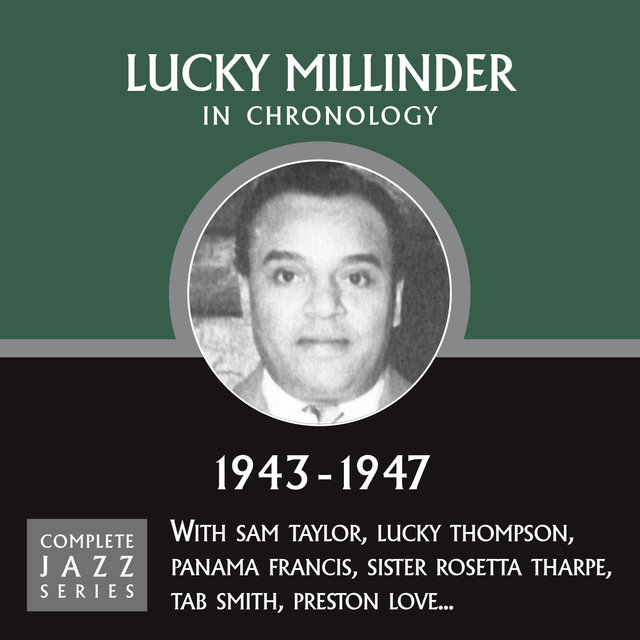 Complete Jazz Series 1943 - 1947