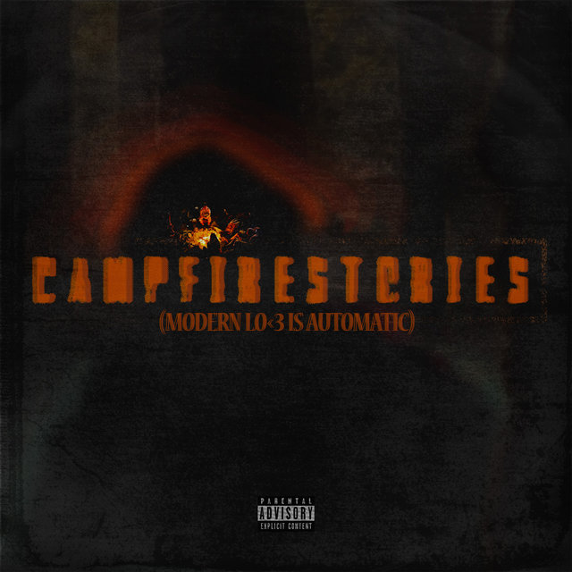 Cover art for album Campfirestories: Modern Love Is Automatic by dopeSMOOTHIES