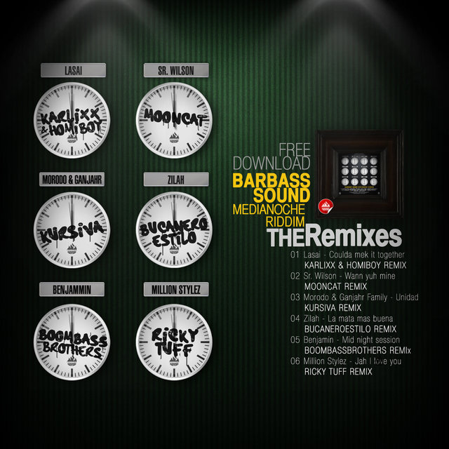 Medianoche (The Remixes)