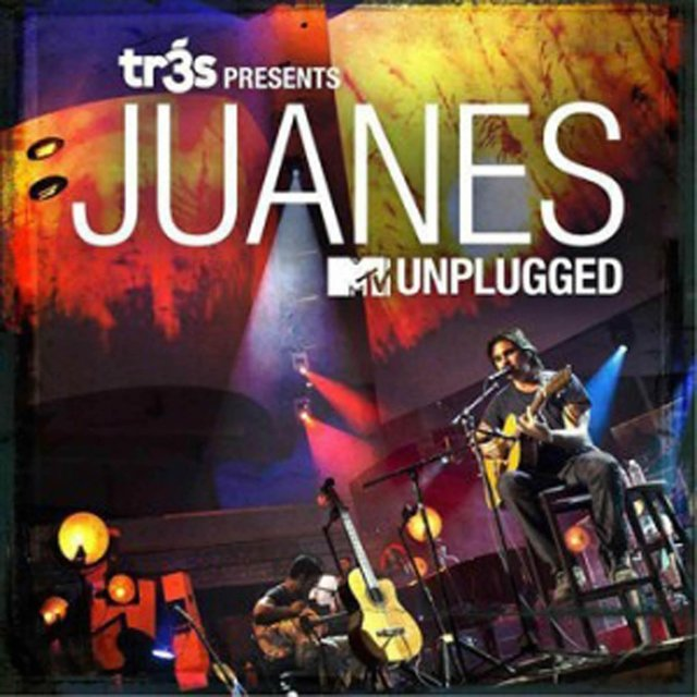 Tr3s Presents Juanes MTV Unplugged