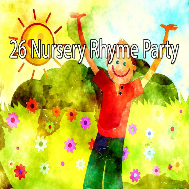 26 Nursery Rhyme Party
