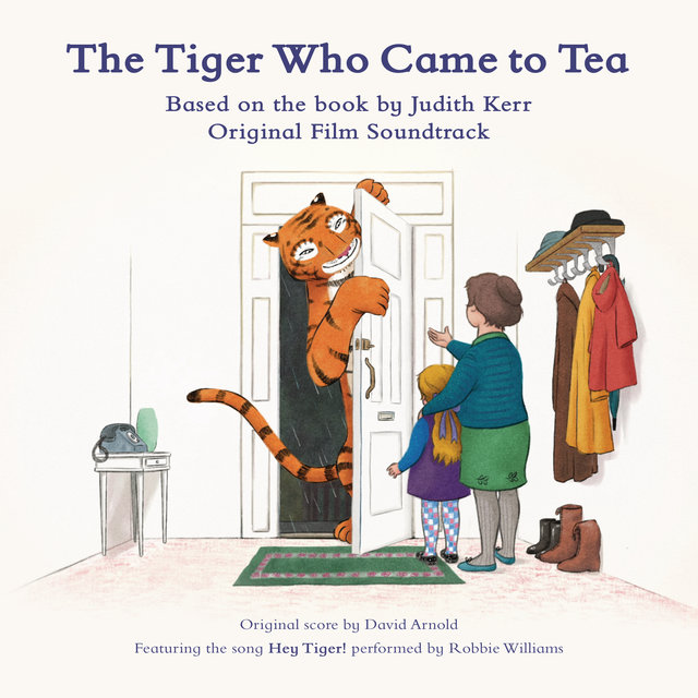 The Tiger Who Came to Tea (Original Film Soundtrack)