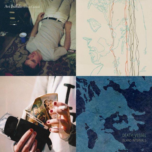 Cover art for album Bedste udenlandske album 2014 by User