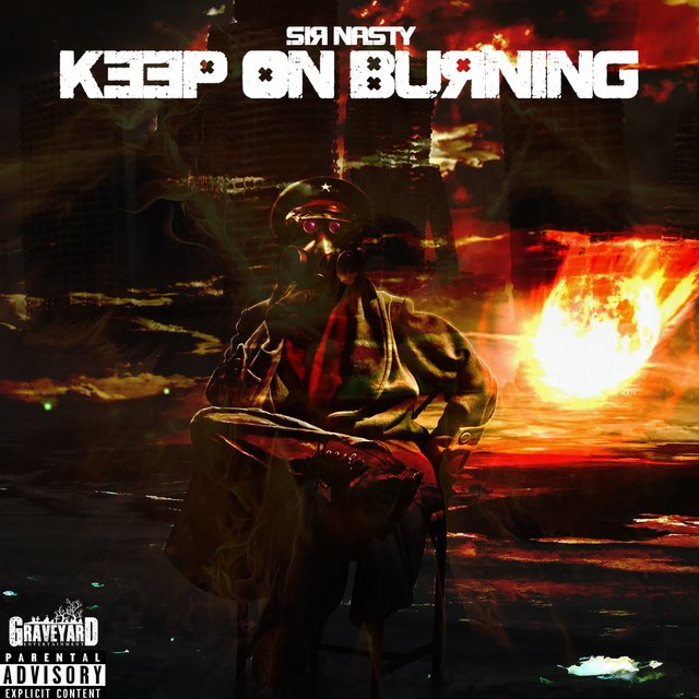 Keep On Burning
