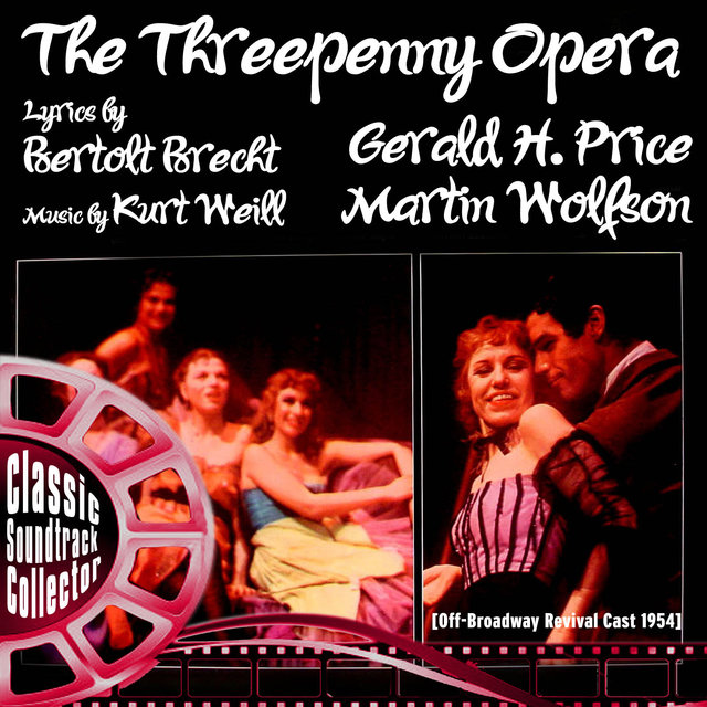 The Threepenny Opera (Off-Broadway Revival Cast 1954)
