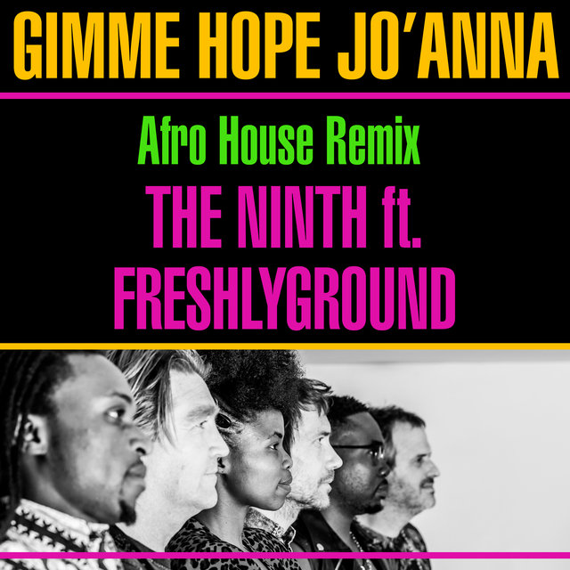 Gimme Hope Jo'anna (Afro House Remix)