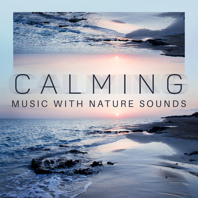Calming Music with Nature Sounds - Deep Meditation, Relaxation Time, Quickly Fall Asleep