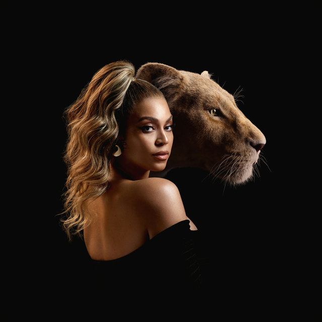"Cover art for album SPIRIT (From Disney's ""The Lion King"") by Beyoncé"