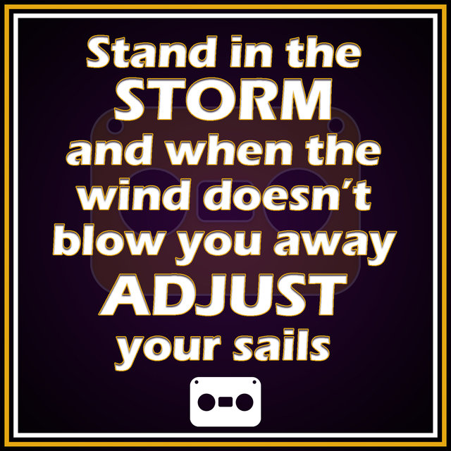 STAND (Adjust Your Sails)