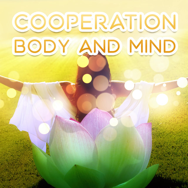 Cooperation Body and Mind - Treatment of Stress, Healthy Thinking, Best Solution, Harmony and Balance