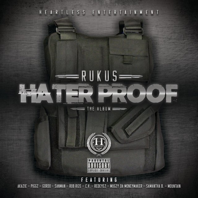 Hater Proof (the Album)