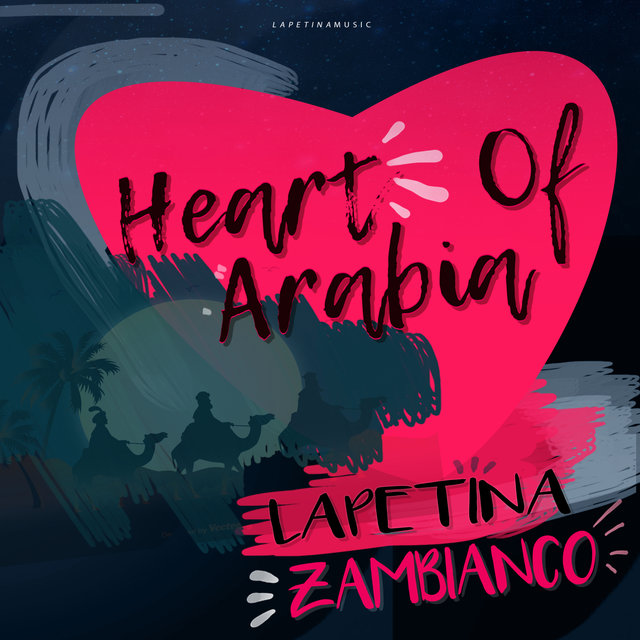 Heart Of Arabia