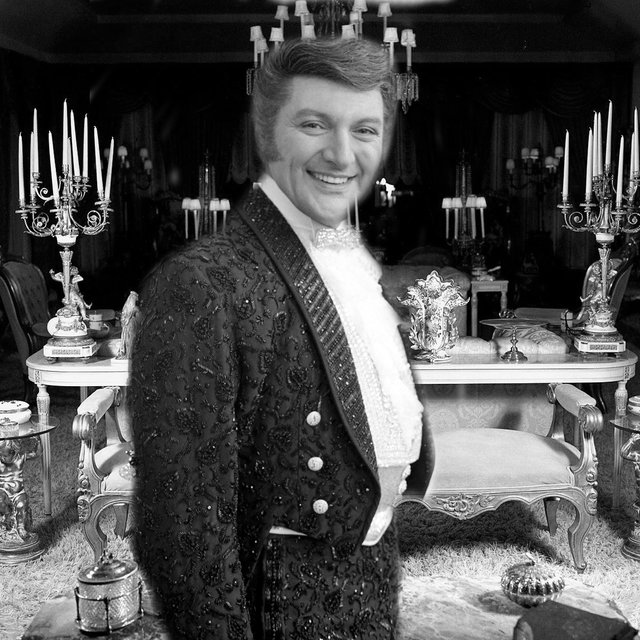 Liberace At The London Palladium My Parade Of Golden Favourites