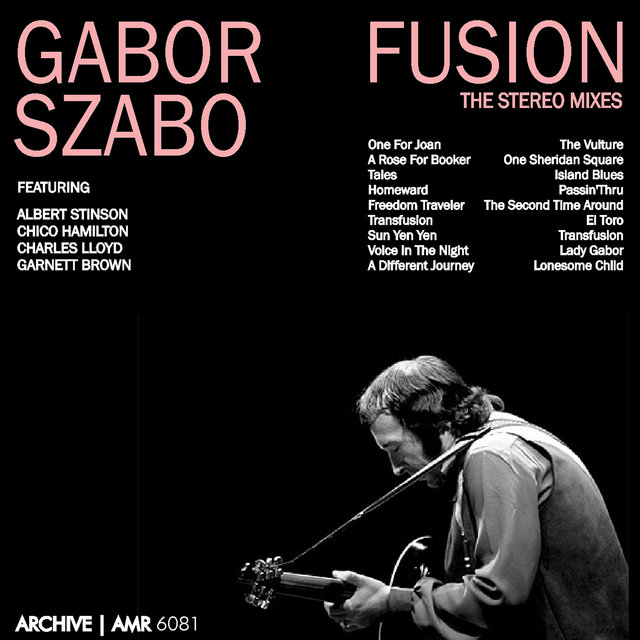 Fusion (The Stereo Mixes)