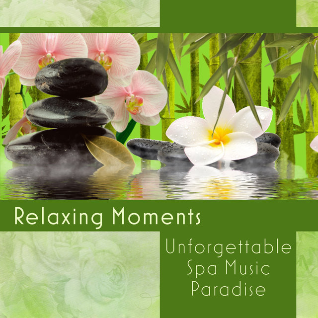 Relaxing Moments – Unforgettable Spa Music Paradise, Tranquility Zone, Divine Songs for Meditation & Relaxation